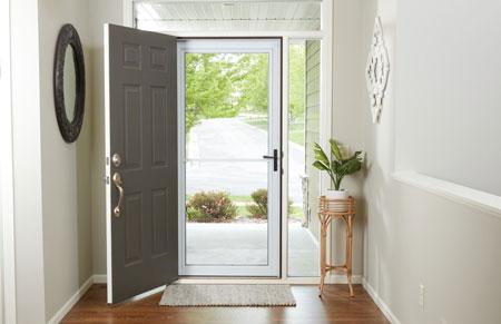 דלתות כניסה של חברת אנדרסן המומחים בייצור והתקנה של דלתות כניסה לבית וחלונות מעוצבים