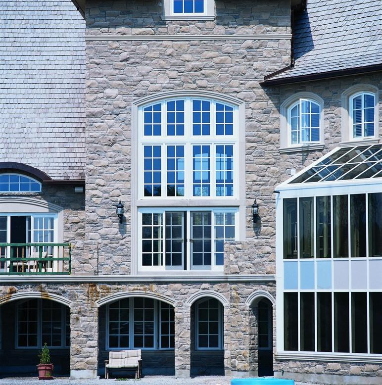 חלונות אלומיניום מעוצבים במבחר דגמים ועיצובים יחודיים - אנדרסן