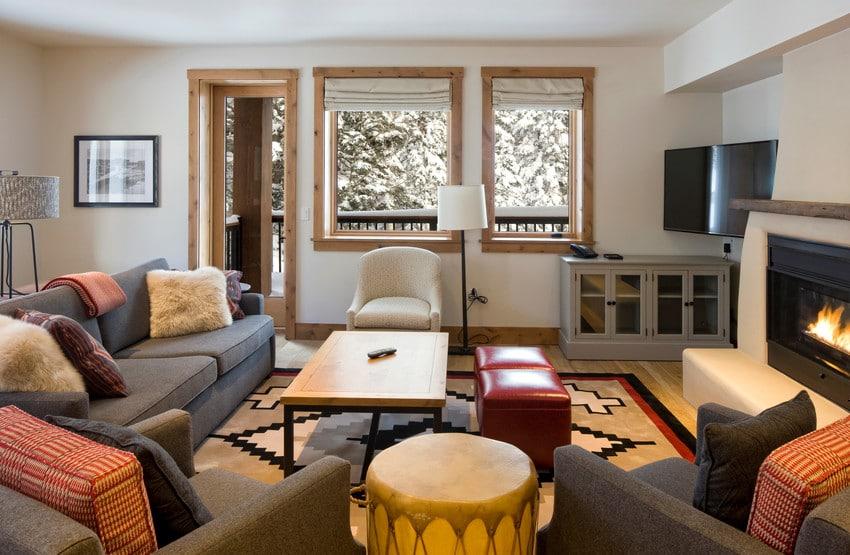 חלונות עץ אלומיניום במגוון צבעים ועיצובים של חברת Andersen