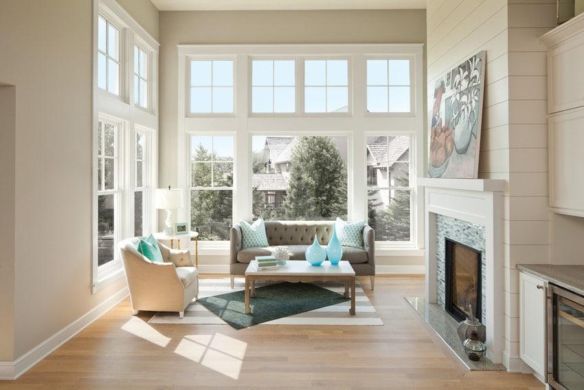 חלונות גליוטינה של חברת Andersen המומחים בייצור חלונות לבית ודלתות כניסה מעוצבות