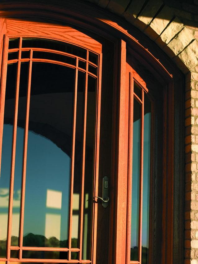 דלתות חוץ מעוצבות - אנדרסן חלונות ודלתות