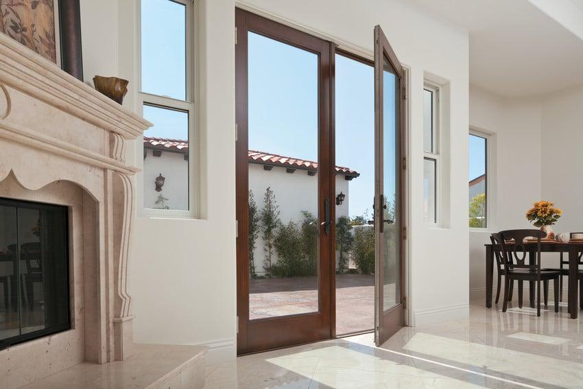 דלתות אלומיניום של חברת אנדרסן המומחים בייצור והתקנה של חלונות מעוצבים ודלתות כניסה מעוצבות