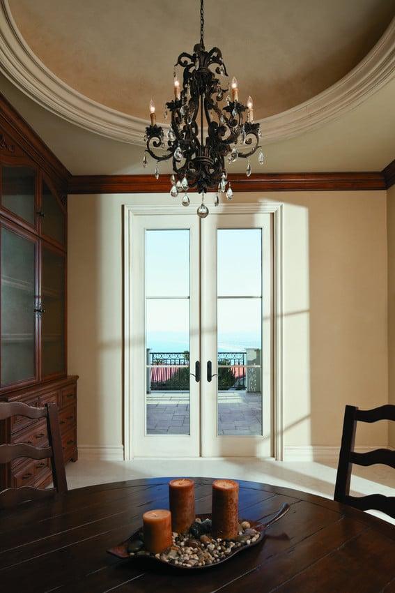 דלת יציאה מהמרפסת - אנדרסן חלונות ודלתות