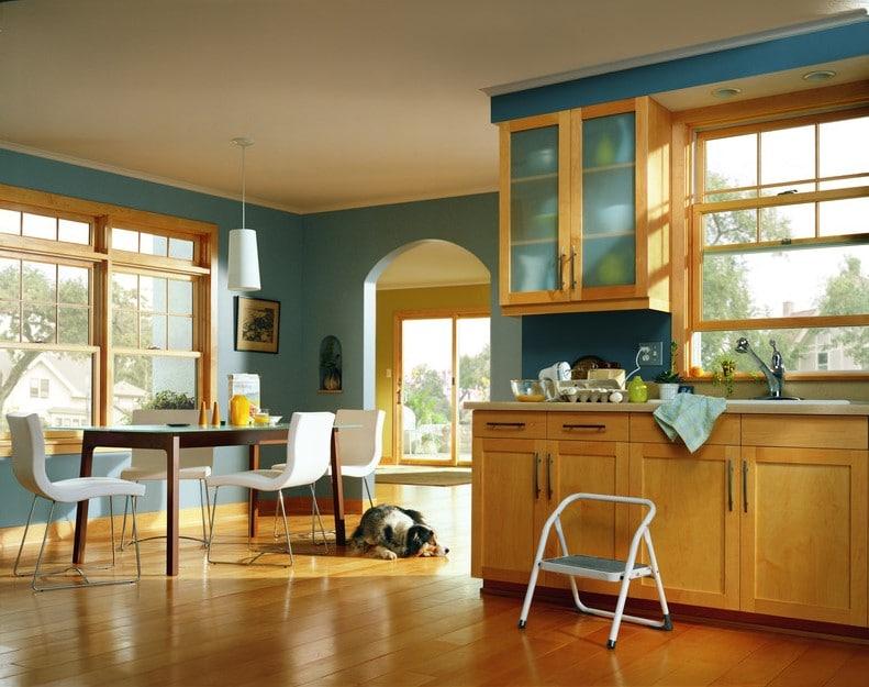 חלונות מבודדים באיכות שעוד לא הכרתם של חברת אנדרסן המומחים בייצור והתקנה של חלונות מעוצבים ודלתות כניסה מעוצבות