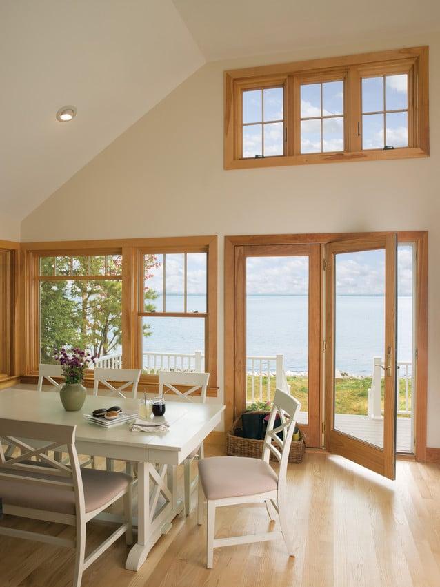 המלצות לניקוי חלונות של חברת Andersen המומחים בייצור והתקנה של חלונות לבית ודלתות חוץ