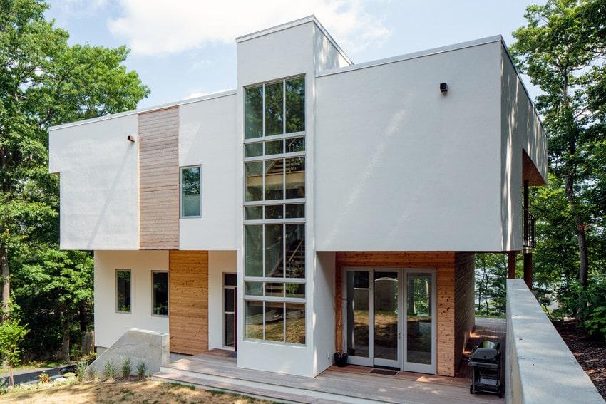 דלתות עץ של חברת אנדרסן המומחים בייצור דלתות עץ וחלונות לבית