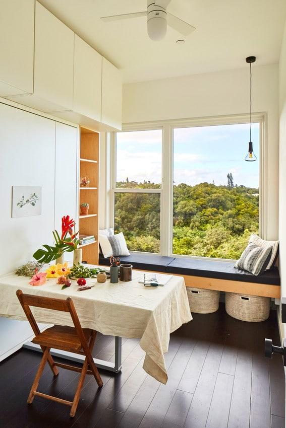 חלונות גיליוטינה מסדרה 100 של Andersen Windows