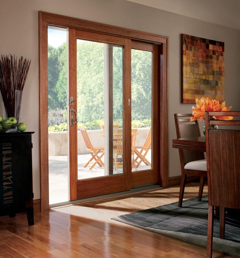 חלון וטרינה לסלון במגוון צבעים ועיצובים של חברת Andersen