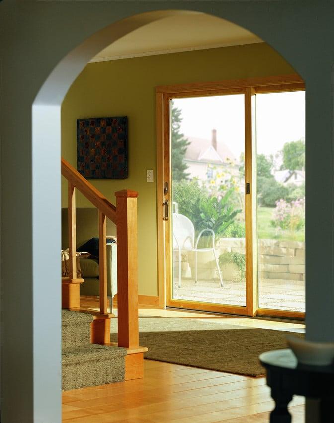 דלתות עץ - Andersen