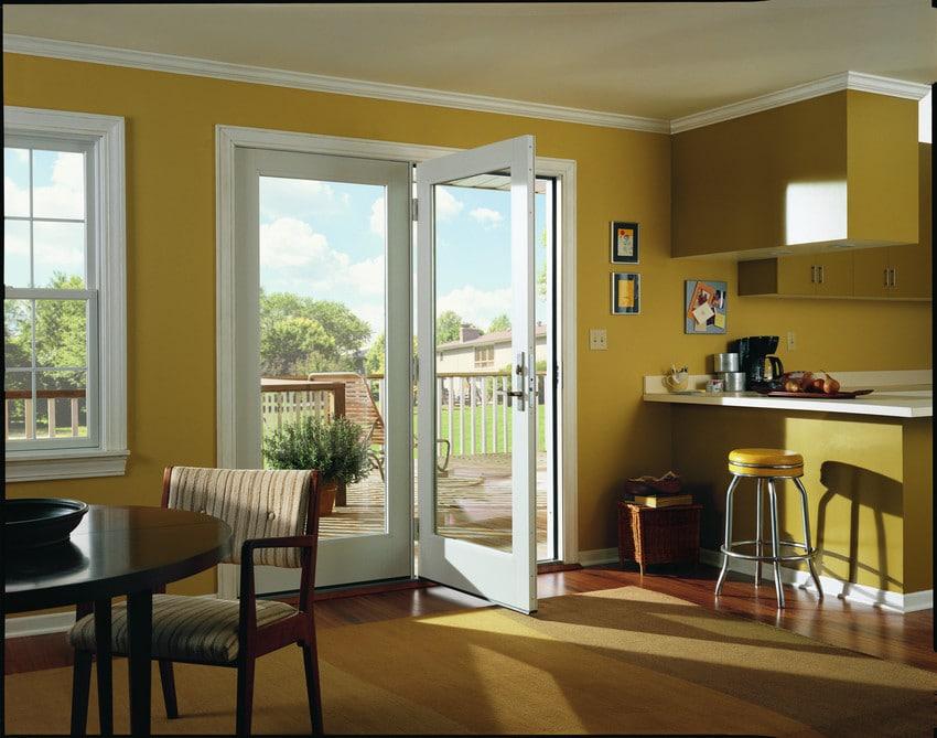 דלתות עץ במגוון צבעים ועיצובים - Andersen מומחים בייצור דלתות עץ וחלונות מעוצבים
