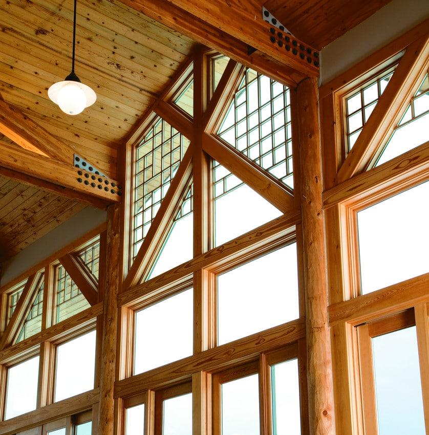 חלונות עץ - אנדרסן חלונות ודלתות