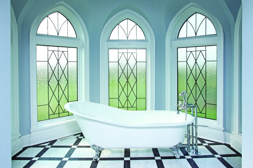 חלונות עץ מסדרה A של Andersen Windows