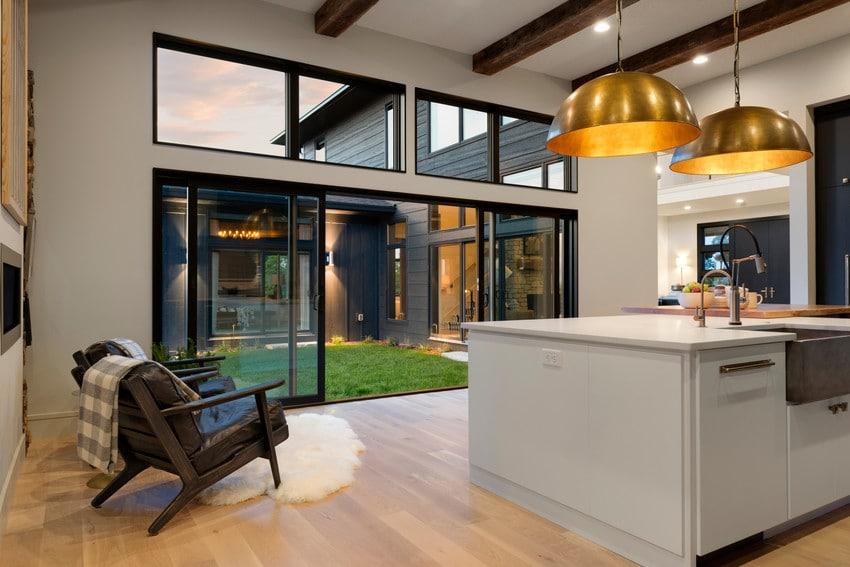 חלון עץ מחירים - חלון עץ של חברת Andersen המומחים בייצור והתקנה של חלונות עץ