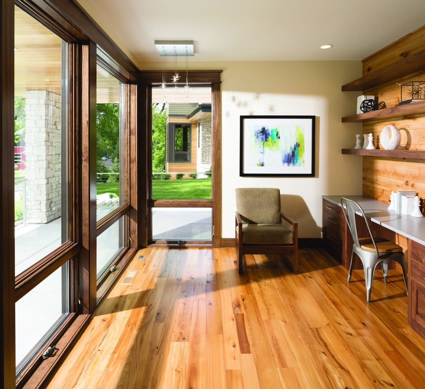 חלונות עץ במגוון צבעים ועיצובים - Andersen מומחים בייצור חלונות עץ ודלתות כניסה מעוצבות
