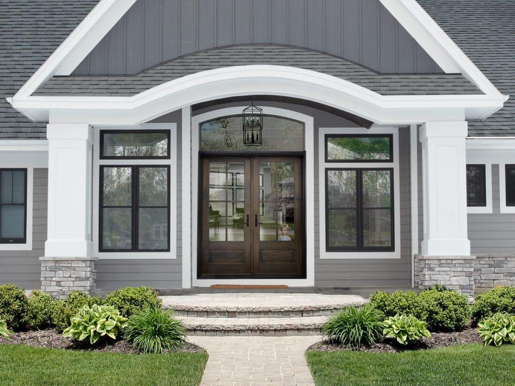 סוגי דלתות כניסה מבית אנדרסון