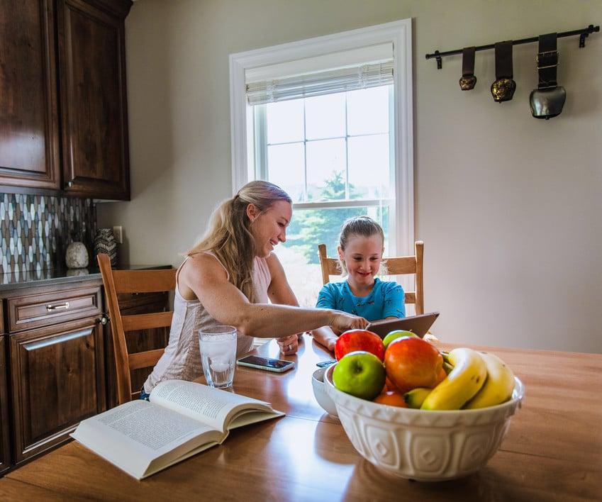חלונות בלגיים למטבח – Andersen